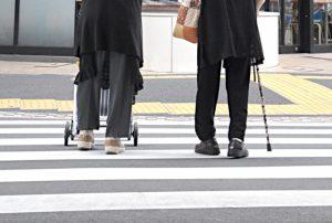 【香川】高齢者の危険横断による死亡事故が59件