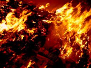 【熊本】中央区の住宅で火事 82歳男性死亡