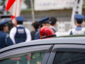 【広島】大型ダンプカー運転手 ひき逃げ容疑で逮捕