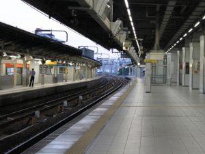 【神奈川】二子新地駅ホームで77歳女性が死亡