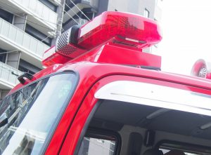 【名古屋】港区で住宅火災 90代高齢夫婦が死亡