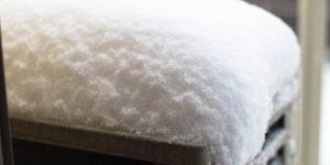 北海道・旭川 81歳男性雪下ろし中に転落し死亡