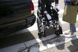 【福祉車両】車いすで乗車可能のタクシー さらに改良へ