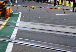 【神奈川】90代の男性 踏切渡れず列車にはねられる