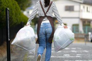 ゴミ出し支援のモデル事業開始 高齢者世帯増加が影響