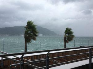 93歳女性が熱中症で死亡 台風の影響で停電 南房総市